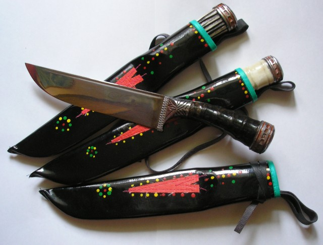 Нож Пчак купить на g-10.ru