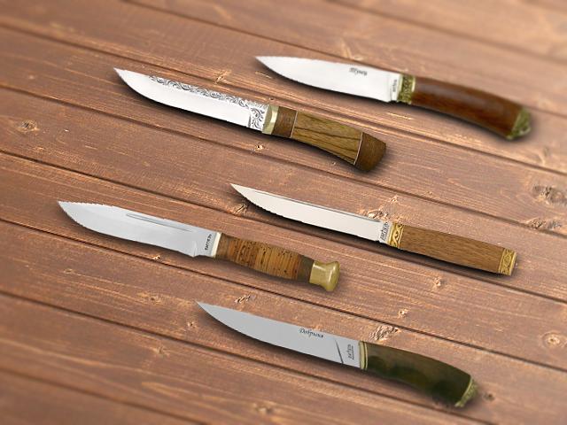 Ножи ручной работы купить на www.g-10.ru