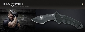 Фото 2: Нож Fox FKMD FX-017113 Specwog Warrior Knife .