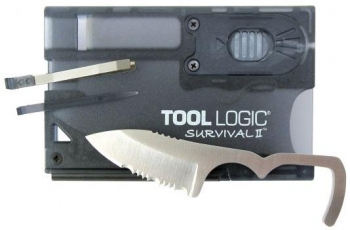 Карта ToolLogic SOG модель SVC2 Charcoal Survival Card 2