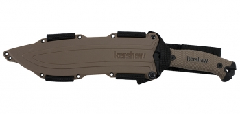 Фото 3: Мачете Kershaw 1077TAN Camp 10