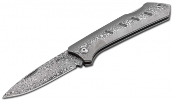 Нож складной 01BO511DAM Boker Plus Damascus Dominator, Дамаск