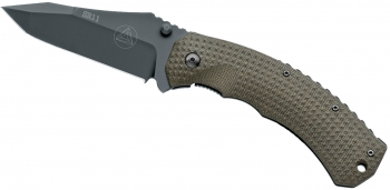 Нож складной Fox FKMD CED-M3 Combative Edge, Plain Edge