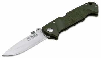 Нож складной Boker Plus Jim Wagner 01BO063 RBB Bushcraft