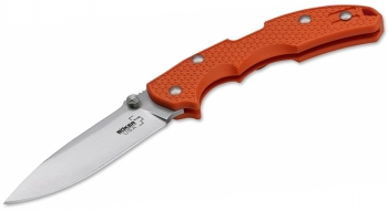 Нож складной Boker Plus 01BO372 Patriot Orange .