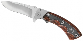 Нож складной BUCK 0547RWS Open Season Folding Skinner