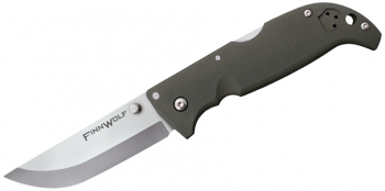 Нож складной Cold Steel 20NPF Finn Wolf OD Green