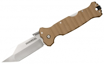 Нож складной Cold Steel 23GVB Immortal Coyote Tan