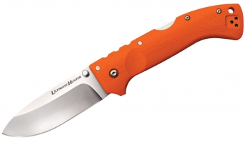 Нож складной Cold Steel 30ULHRY Ultimate Hunter Blaze Orange, сталь CTS-XHP Alloy