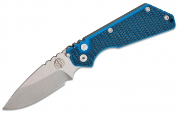 Автоматический нож Pro-Tech 2434 Strider SnG Blue/Black G10
